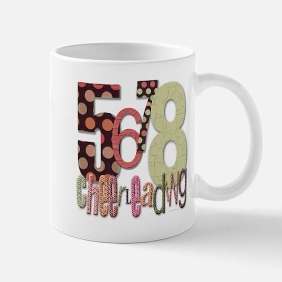 5678 Cheerleading Mug