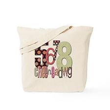 5678 Cheerleading Tote Bag