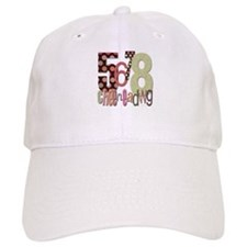 5678 Cheerleading Baseball Cap