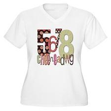 5678 Cheerleading T-Shirt