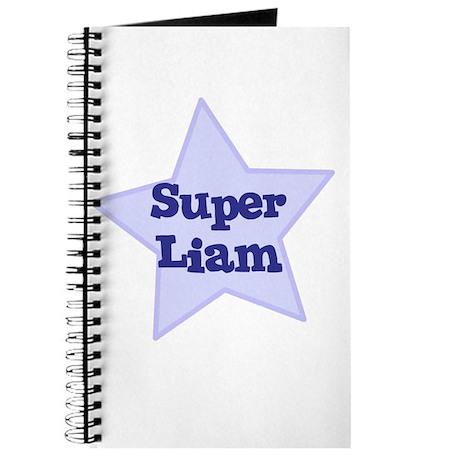 Super Liam Journal