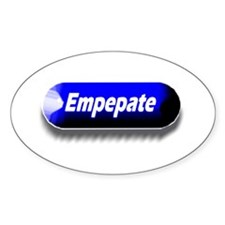 Empepate Oval Decal