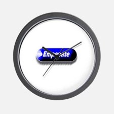 Empepate Wall Clock