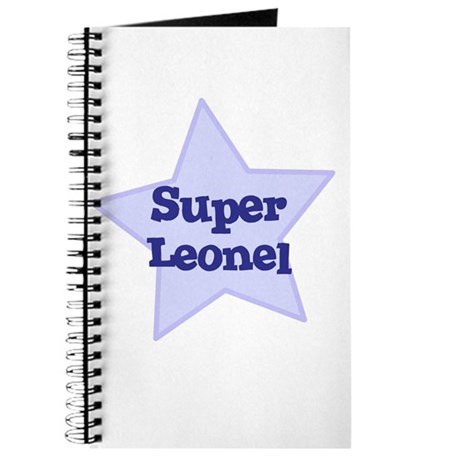 Super Leonel Journal