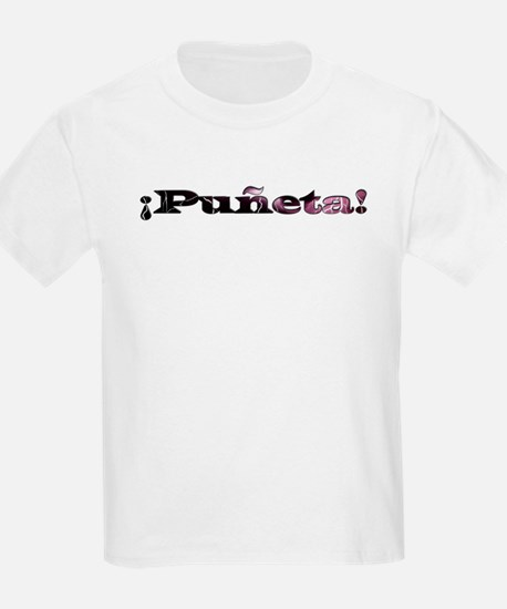 Puñeta Kids T-Shirt