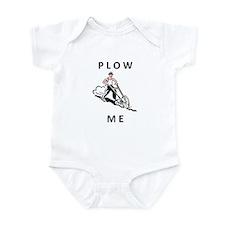 Plow Me Infant Bodysuit