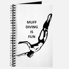 Muff Diving is Fun Journal