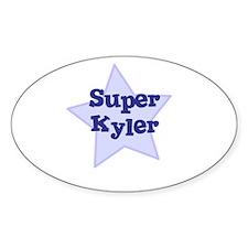 Super Kyler Oval Decal