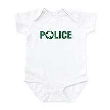 Irish Police Infant Creeper
