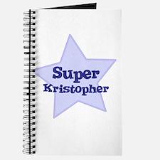 Super Kristopher Journal