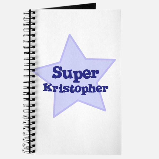 Super Kristopher Journal