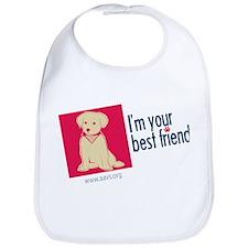 I'm Your Best Friend(Dog) Bib