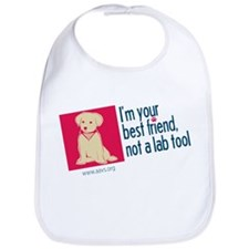I'm Your Best Friend(Dog2) Bib