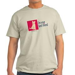 I'm Your Best Friend(Cat) T-Shirt