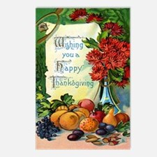 Wishing Thanks Postcards (Package of 8)