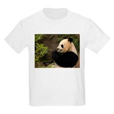Giant Panda 4 Kids T-Shirt