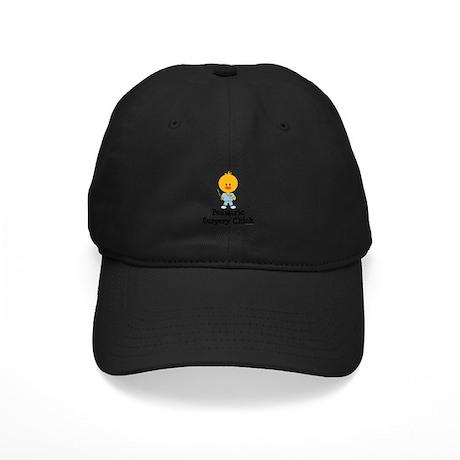 Pediatric Surgery Chick Black Cap