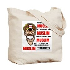 MUSLIMS LOVE THEM Tote Bag