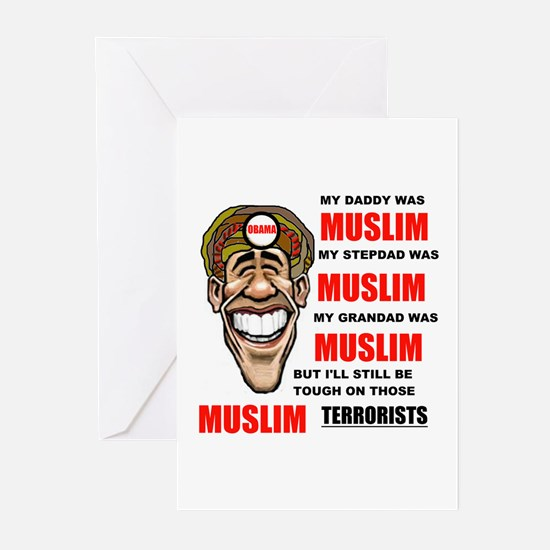 MUSLIMS LOVE THEM Greeting Cards (Pk of 10)