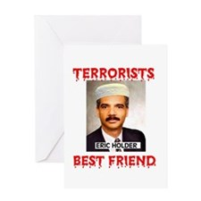 MUSLIMS LOVE THEM Greeting Card