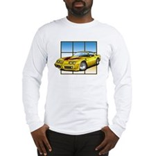 79-81 Trans Am Yellow Long Sleeve T-Shirt