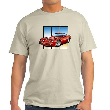 79-81 Trans Am Red Light T-Shirt