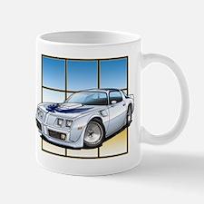 79-81 Trans Am White Mug