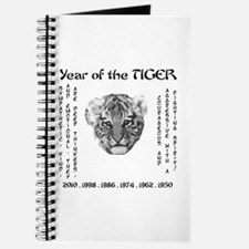 2010 - Year of the Tiger Journal