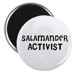SALAMANDER ACTIVIST Magnet
