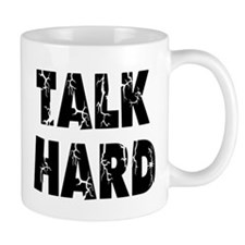 Talk Hard Pirate Radio Mug