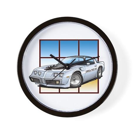 79-81 TA Pace Car Wall Clock