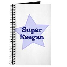 Super Keegan Journal