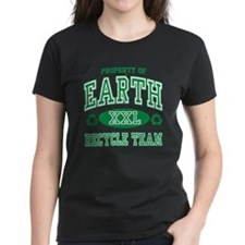 Earth Day Recycle Team Tee