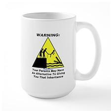 Parents Warning Mug