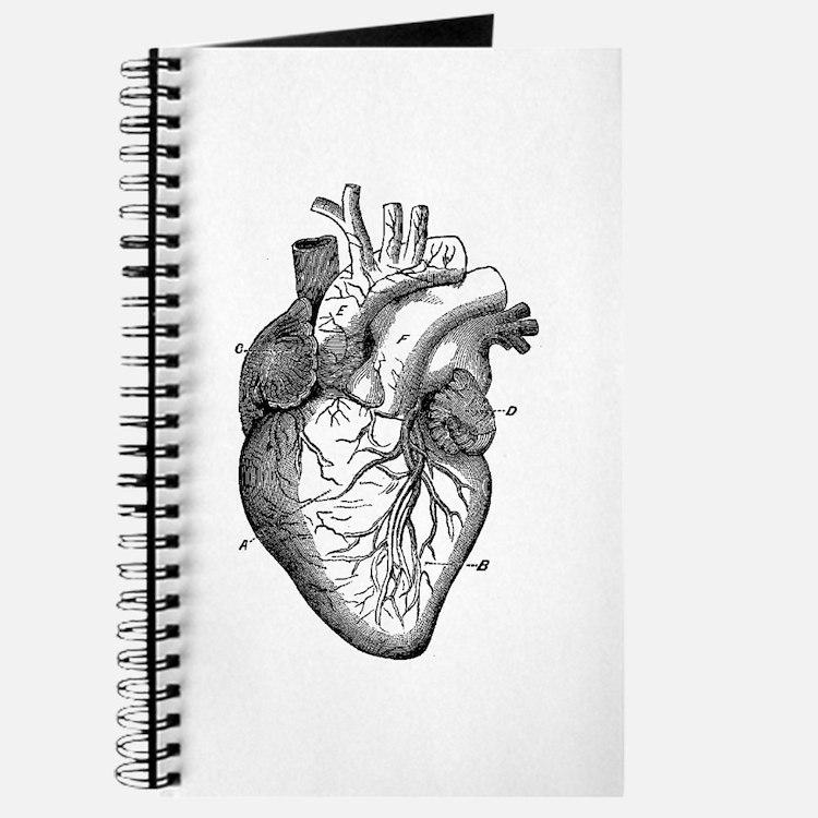Cute Heart Journal