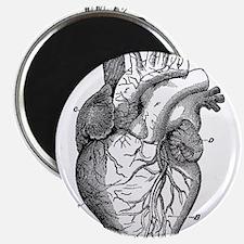 """Unique Heart 2.25"""" Magnet (100 pack)"""