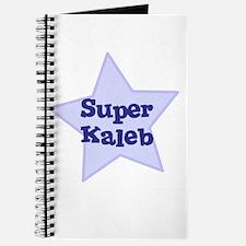 Super Kaleb Journal