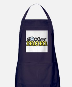 Soccer Mom Apron (dark)