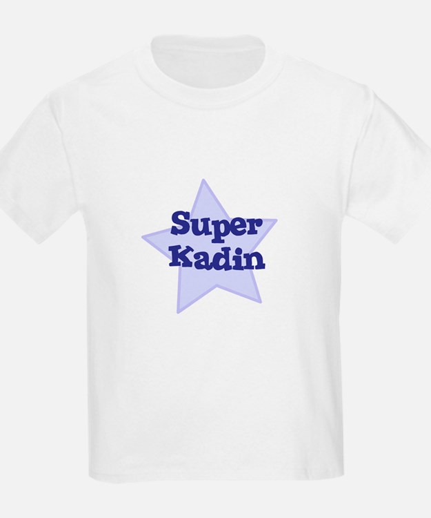 Super Kadin Kids T-Shirt