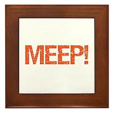 Meep Framed Tile