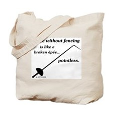 Pointless Tote Bag