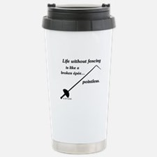 Pointless Travel Mug