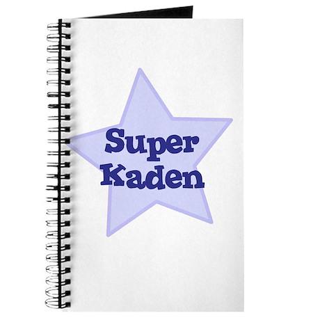 Super Kaden Journal