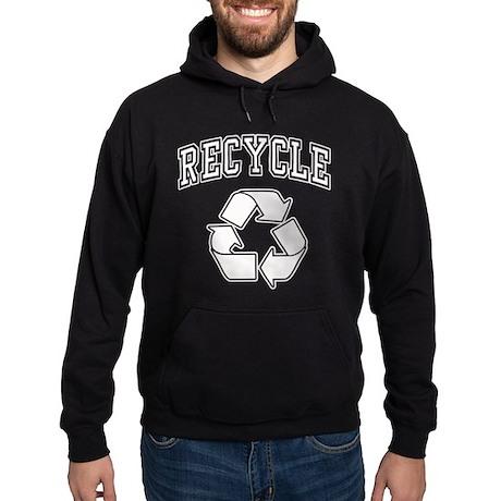 Recycle Logo Hoodie (dark)