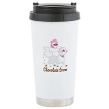 Chocolate Lover, Travel Mug