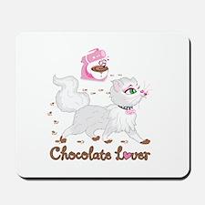 Chocolate Lover, Mousepad