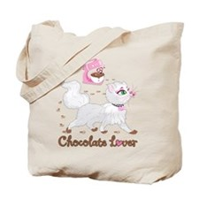 Chocolate Lover, Tote Bag