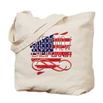 Patriotic Hobby West Gym Bag