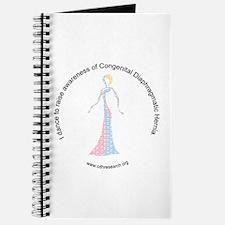 I Dance To Raise CDH Awareness Journal