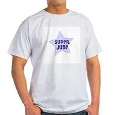 Super Jude Ash Grey T-Shirt